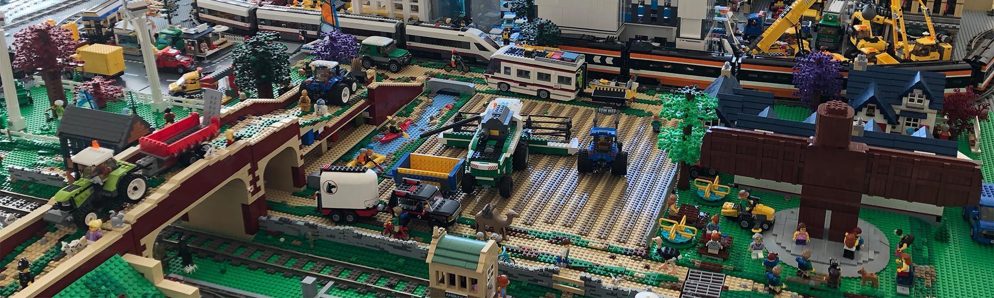 Amchester LEGO city